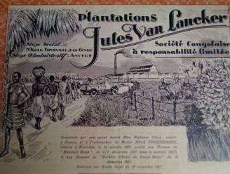 """Eerste ereburger van Lichtervelde Jules Van Lancker werd steenrijk in Belgisch-Congo: """"Vandaag zou titel voor zo'n man uitgesloten zijn"""""""