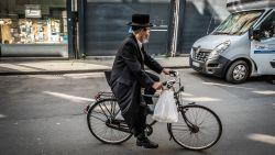 Geen lingeriereclame meer in Antwerpse Joodse wijk