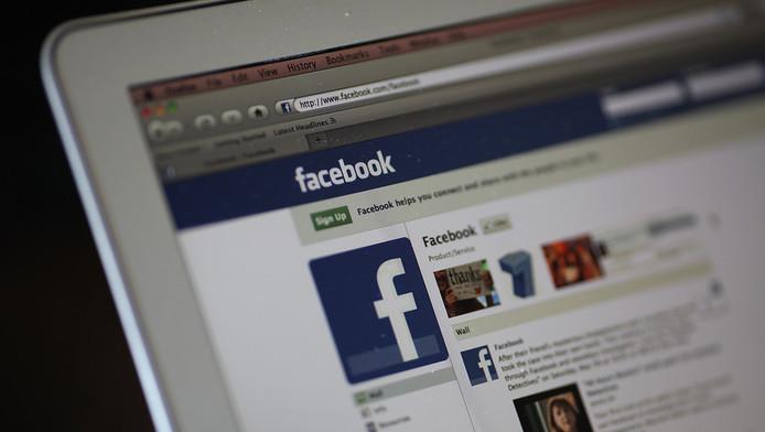 Via Facebook wordt nu gezocht naar de dader.
