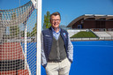 Voorzitter Olaf ten Thij van HC Zwolle. ,,Voor langere termijn heb je het meest aan mensen met een clubhart, met een Zwolle-hart.''
