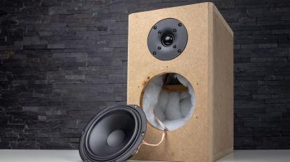 Voor handige harry's: maak zelf een speakerset voor minder dan 300 euro