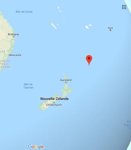 Alerte au tsunami en Nouvelle-Zélande après un séisme de magnitude 7,4