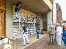 Drie vliegen in één klap tijdens de schildersdag in Oudenbosch