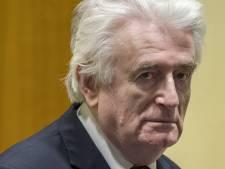Karadzic krijgt alsnog levenslang van Joegoslavië-Tribunaal