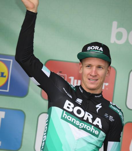 Ackermann dankt 'luxeknecht' Sagan bij winst in Gooikse Pijl