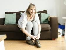 Geen marathon meer voor Miranda, wel de rugzakrun: 'Ik kan niet stilzitten'