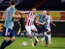 Heerkens trots op Willem II: 'Fighting spirit levert eindelijk een punt op'