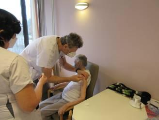 Ook woonzorgcentra Maria Boodschap en Zonnetij ontvangen prikje tegen coronavirus