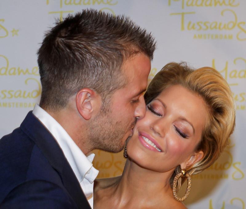 Rafael en Sylvie in 2011.
