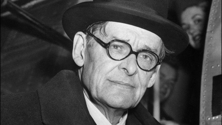T.S. Eliot Beeld anp