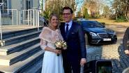 Burgemeester van Dilsen-Stokkem treedt in het huwelijksbootje