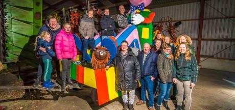 Een op drie Bornerbroekers doet mee aan eigen carnavalsoptocht