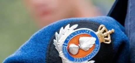 Koninklijke Marechaussee houdt drie mannen aan in pand nabij vliegbasis Gilze-Rijen