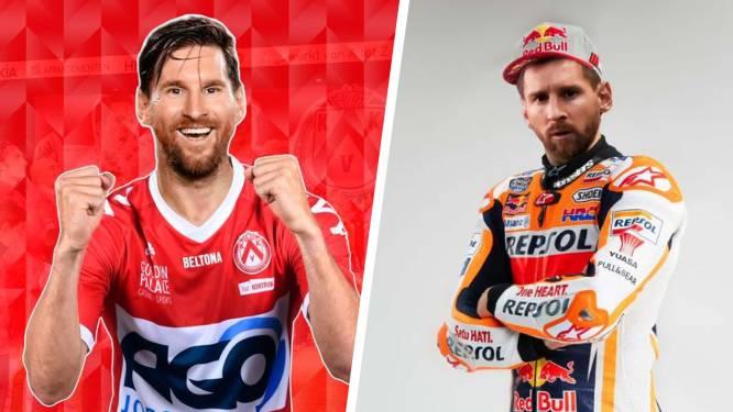 KV Kortrijk, Chicago Bulls of zelfs NASDAQ: Messi doet niet alleen voetbalteams dromen