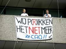 Ziekenhuisstaking op 20 november: 100.000 zorgmedewerkers tegelijk in actie