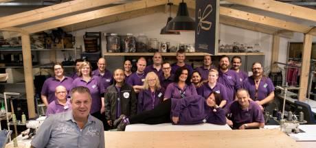 Werkwarenhuis in Best biedt iedereen kans op werk