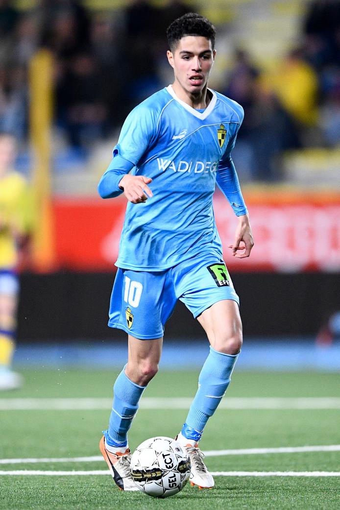 Anas Tahiri tekent bij Lierse SK.