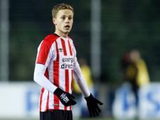 Dante Rigo speelt bijna bij PSV sinds hij zelf zijn voetbalshirt aan kon