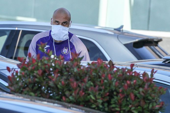 Anthony Vanden Borre.