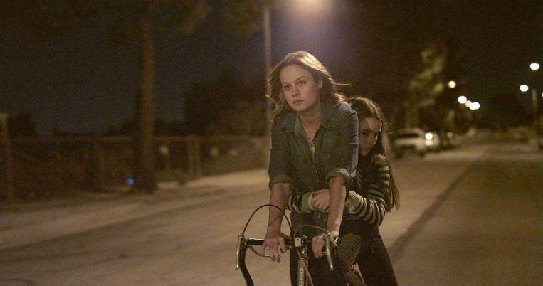 Brie Larson en Kaitlyn Dever in Short Term 12 (Destin Daniel Cretton, 2013). Beeld