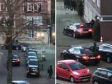 Beelden van aanhouding verdachte schietpartij tram Utrecht