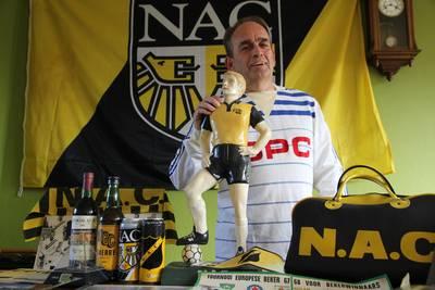 Opa NAC spaart alles van 'zijn club'