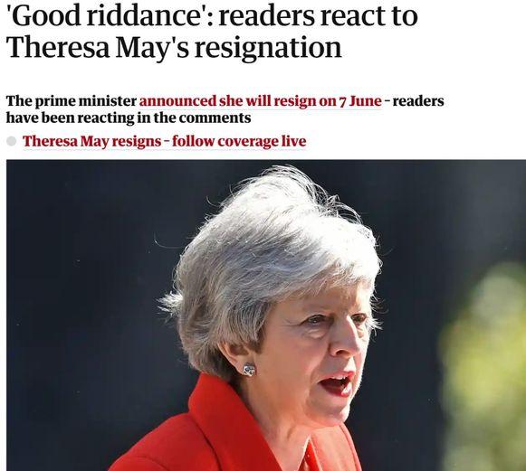 The Guardian liet de lezers aan het woord.