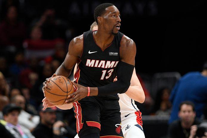 Bam Adebayo des Miami Heat
