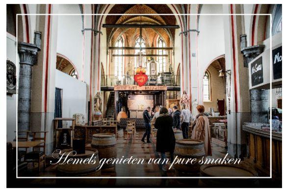 Wandelzoektocht doorheen Kwatrecht en Melle met start aan de Heilig Hart Brouwerij.