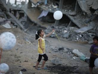 Abbas vraagt miljarden voor wederopbouw Gaza
