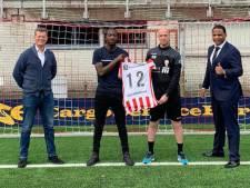 Kyvon Leidsman tekent contract voor twee jaar bij TOP Oss