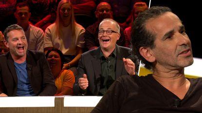 """PREVIEW. Zouzou Ben Chikha verbaast de jury met zijn zelfvertrouwen: """"Ik zal het beter doen dan Philippe en Natalia"""""""