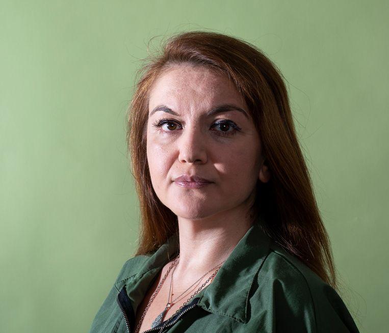 Bediha Koysüren: 'Ik wil gewoon mezelf zijn. En geen onderdeel gemaakt worden van iets'. Beeld Martijn Gijsbertsen