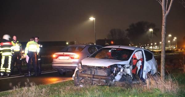 Automobilist zwaargewond door ongeluk bij Meeuwen.