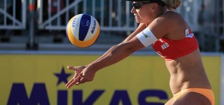 Marleen van Iersel toch naar WK beach