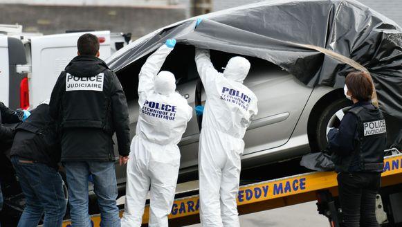Afgelopen vrijdag werden in de koffer van de Peugeot 308 van zoon Sébastien Troadec bloedsporen aangetroffen