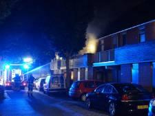 Woningen ontruimd vanwege uitslaande brand in Wijchen; geen gewonden