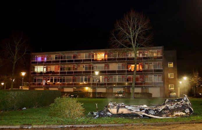 In het weekend van 9 januari was er voor de zoveelste keer brand aan Ipperakkeren in Kerkdriel. Opnieuw was een caravan in brand gestoken.
