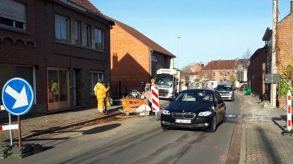 Tot februari verkeershinder door werken aan Edingseweg (N495) in Viane