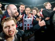 Over kaartverkoop bekerfinale Willem II - Ajax is nog niets bekend. Hoe kan dat?