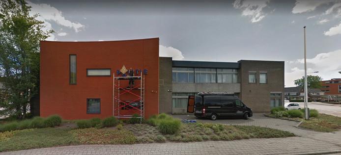 Het politiebureau aan de Eendrachtstraat in Meppel.
