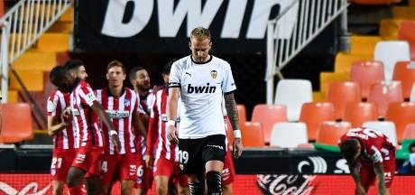 Atlético zet tegen Valencia sterke reeks verder door eigen goal voormalig PSV'er Lato