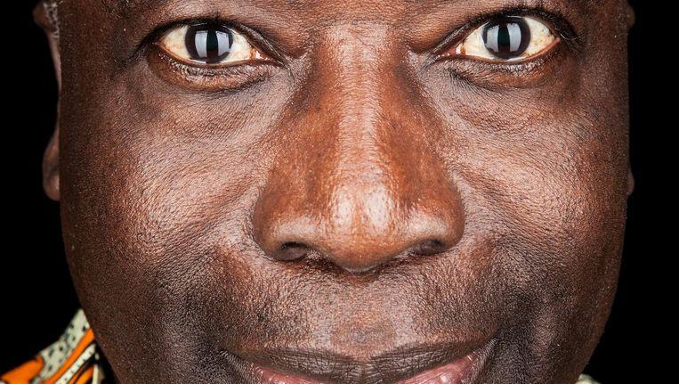 Kwame Adu-Ampoma: 'De gemeente heeft ons goed behandeld' Beeld Niels Blekemolen