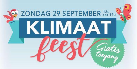 Het Klimaatfeest.
