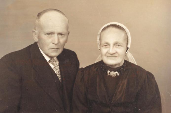 Mannes en Maria Schoppink-Kleinnijenhuis