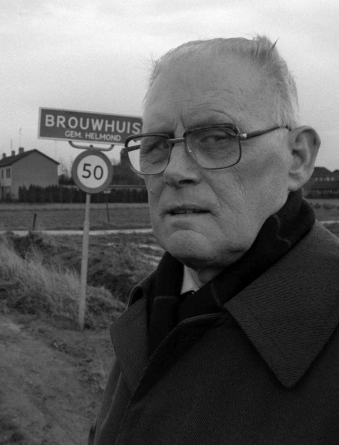 Pastoor Jan Geboers