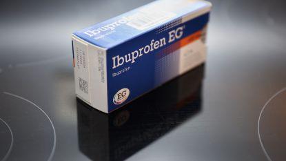 """FOD Volksgezondheid: """"Geen wetenschappelijk bewijs dat ibuprofen risico's inhoudt"""""""