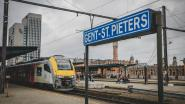Nieuwe afdeling federale politie oefent aan station Gent-Sint-Pieters