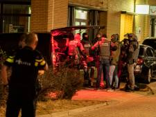 Politie-inval in woning aan Achterom in Houten