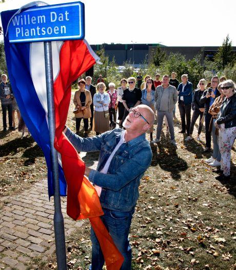 Geen mens zal Willemke ooit vergeten: eigen plantsoen voor Willem Dat in Deurne